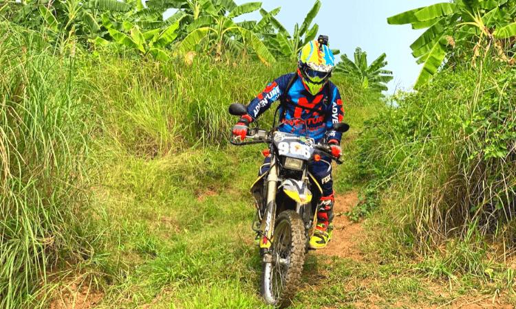 Saigon motorbike tours 8 days