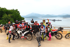 Vietnam Motorbike tours to Ha Long