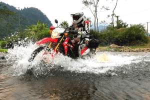 North vietnam motorbike tours - 10 days