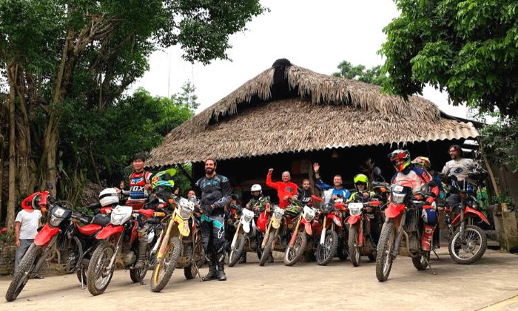 Central vietnam motorbike tour 8 days