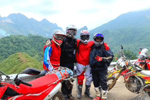 North Vietnam motorbike tours 3 days