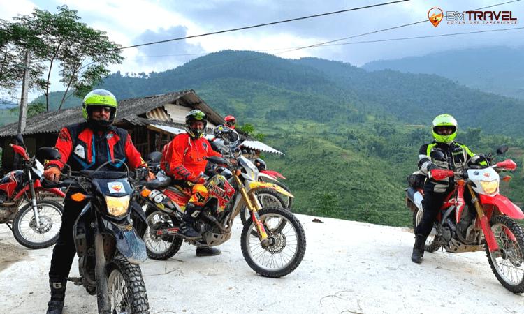 Central vietnam motorbike tour 8 days -1