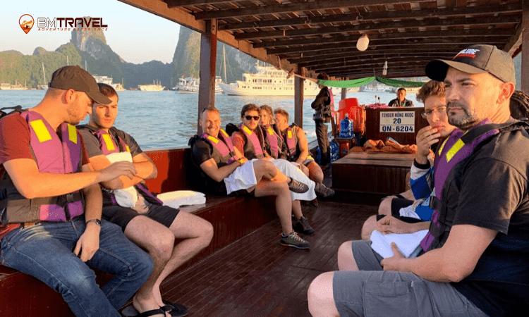 Vietnam Motorbike tours to Ha Long -1