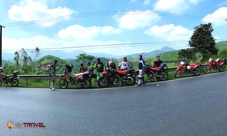 North vietnam motorbike tours - 10 days-3