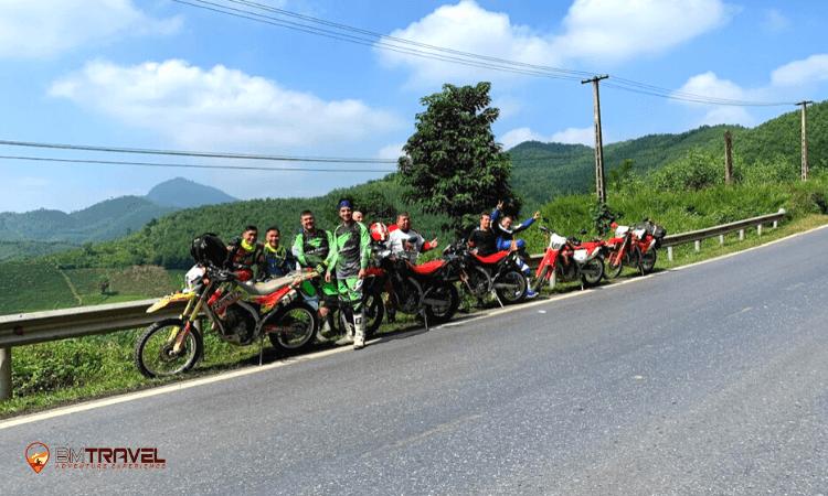North vietnam motorbike tours - 10 days-2