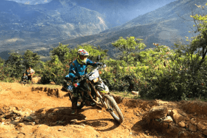 Sapa motorbike tour to northern loop trail