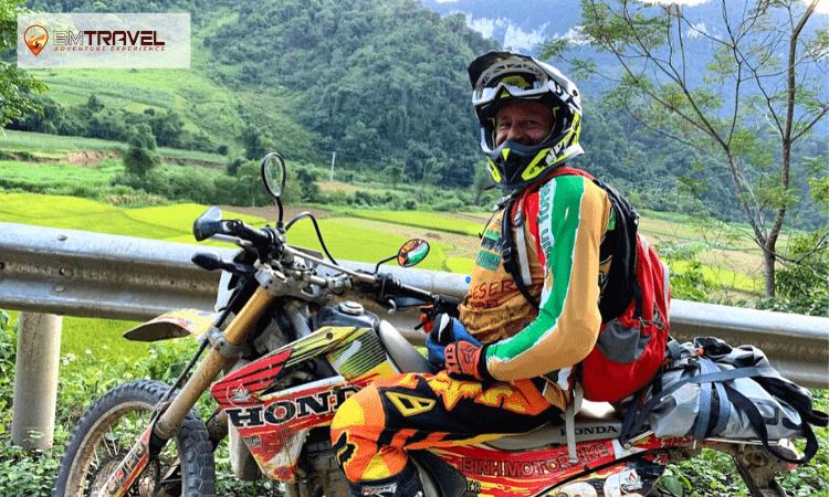 Northeast Vietnam Motorbike Tours - 8 days -day 4