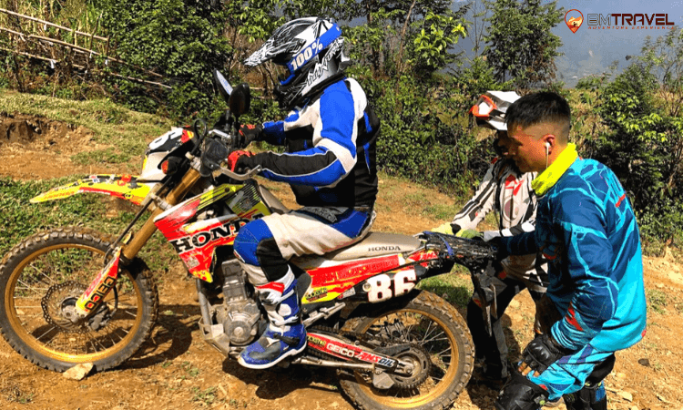 Sapa motorbike tours