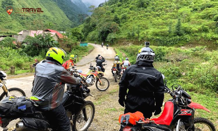 Northeast Vietnam Motorbike Tours - 8 days -day 6