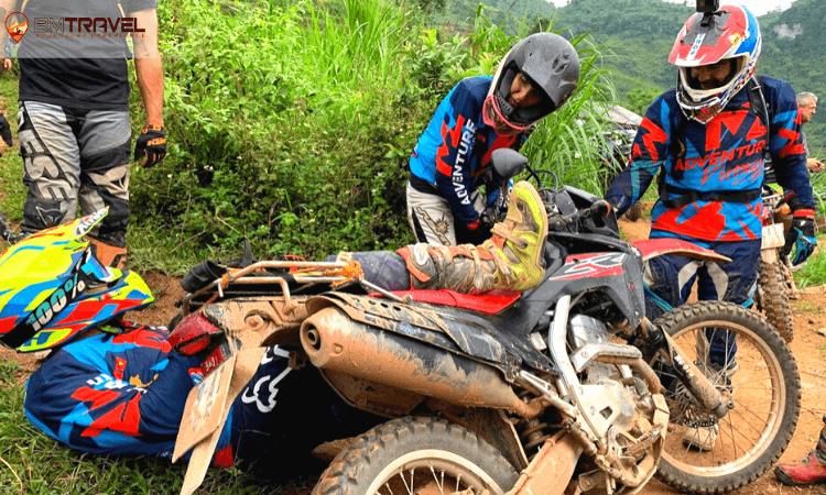 Saigon motorbike tours 8 days 5