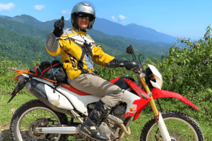 Northeast vietnam motorbike tours