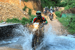 Motorbike Tour from Hanoi to Hoi An on Ho Chi Minh Trail – 8 days