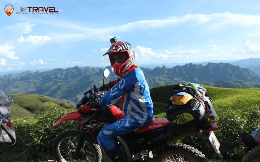 Off-road from Hanoi to Ta Xua