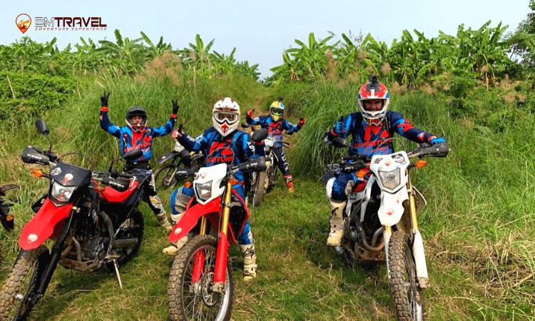 Vietnam Motorbike tour from hanoi to ninh binh 2 days-4