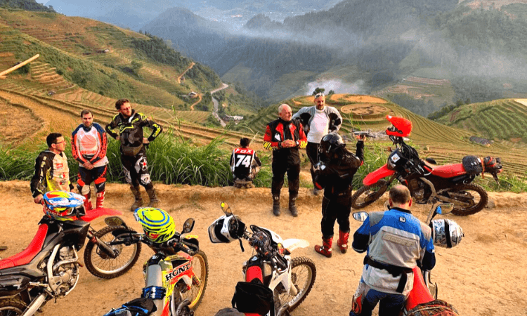 Ha Giang Motorbike tour 4