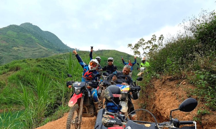 Ha Giang Motorbike tour 3