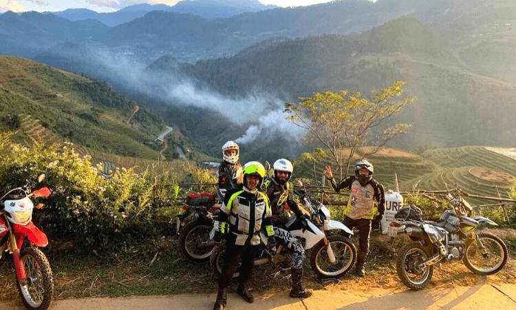 Ha Giang Motorbike tour 1