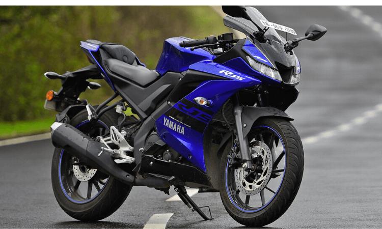 Yamaha r15 250