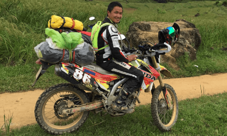 Off-road Vietnam enduro tour from Hanoi to Vu Linh - 8 days 1