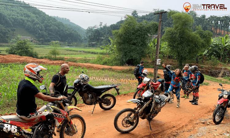 Hanoi to Vu Linh