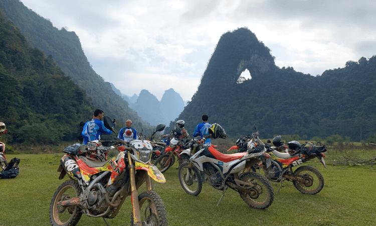 Vietnam Enduro Tour to Northeast Vietnam - 9 days