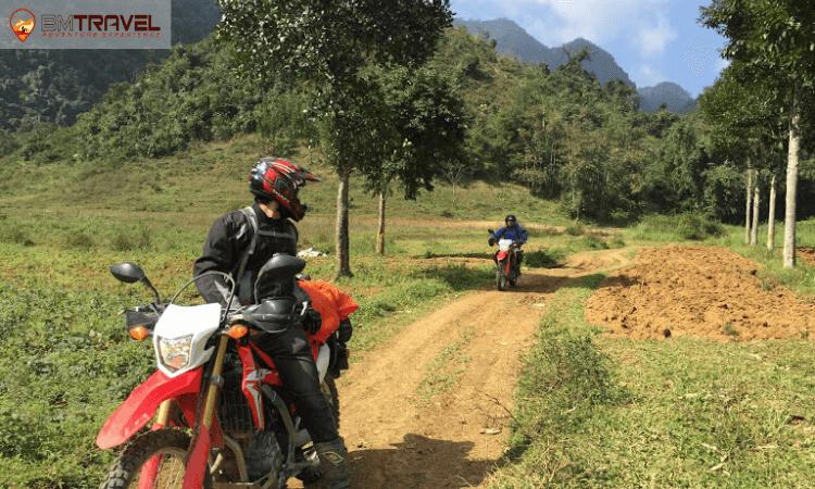 Hanoi to Mai Chau