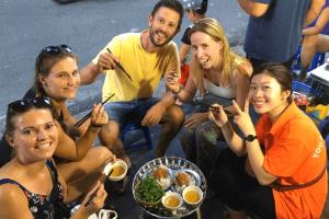Hanoi by Night Street Food Tour-1