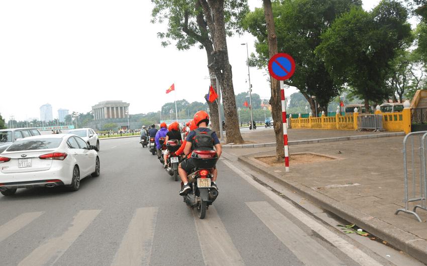 The adventure of Insider's Hanoi 4,5 hours - b