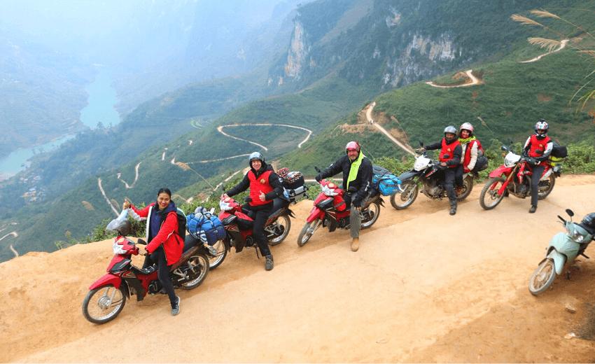 Ha Giang Easy Riders Via Ban Gioc Waterfall 1