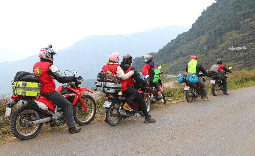 Ha Giang Easy Riders Via Ban Gioc Waterfall 7