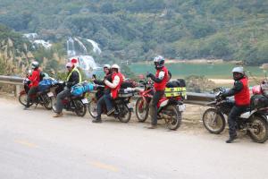 Ha Giang Easy Riders Via Ban Gioc Waterfall 8