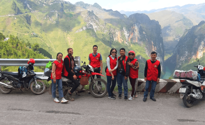 Ha Giang Loop Pillion Tour Through Dong Van Geopark 2 Days 4