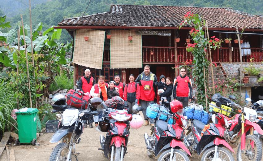 Ha Giang Pillion Tour To Ma Pi Leng Pass And Thac Ba 3