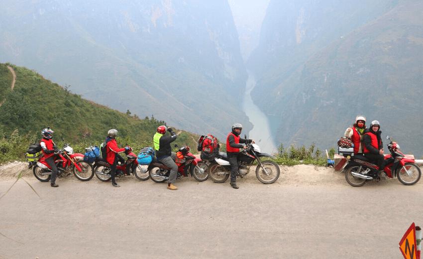 Ha Giang Pillion Tour To Ma Pi Leng Pass And Thac Ba 5
