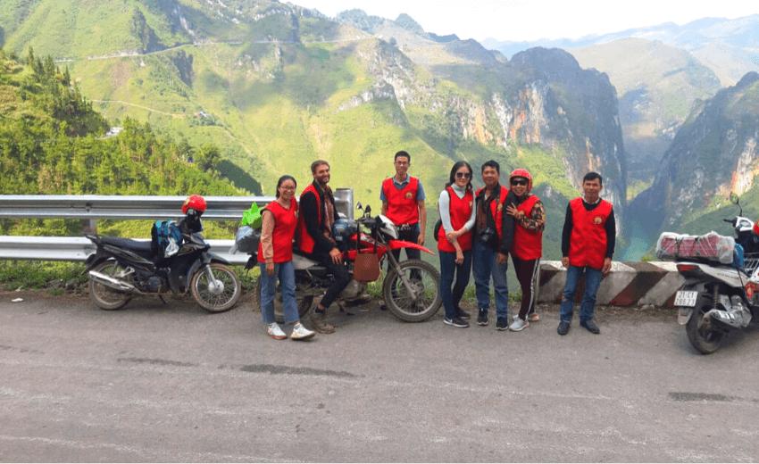Ha Giang Pillion Tour To Ma Pi Leng Pass And Thac Ba 7