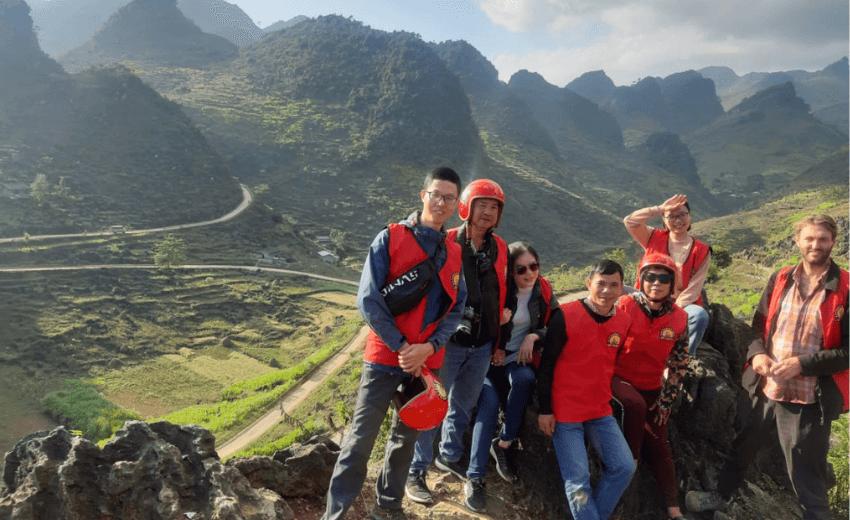 Ha Giang Pillion Tour To Ma Pi Leng Pass And Thac Ba 8
