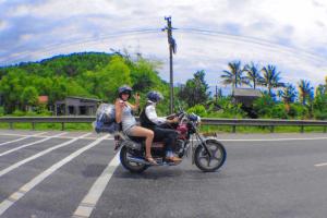 Hoi An Easy Rider To Da Lat 5 Days