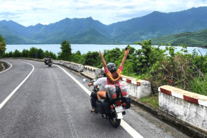 Hoi An Easy Riders Tours Riding To Phong Nha Cave