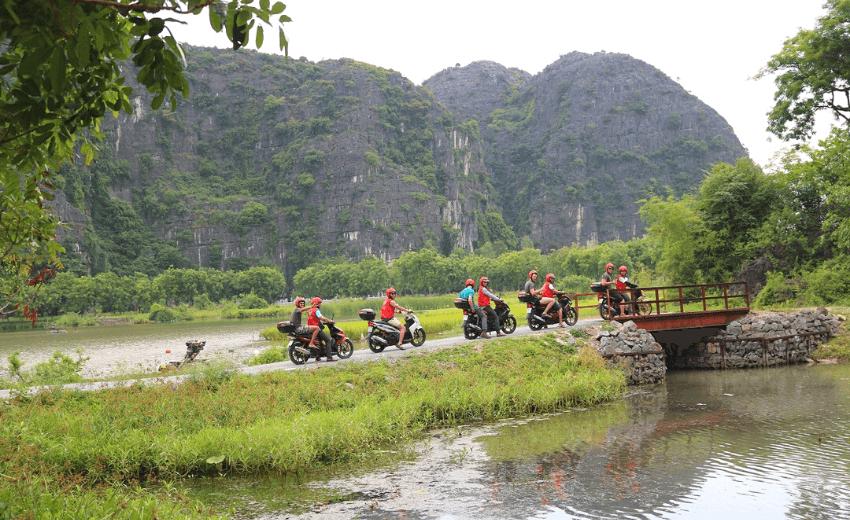 Ninh Binh Motorbike Tour 1 Day 2