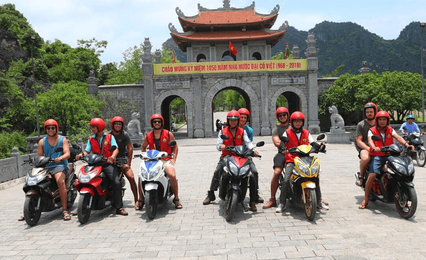 Ninh Binh Motorbike Tour 1 Day 4