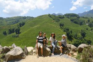 Sapa Easy Riders And Trekking Tour 2 Days